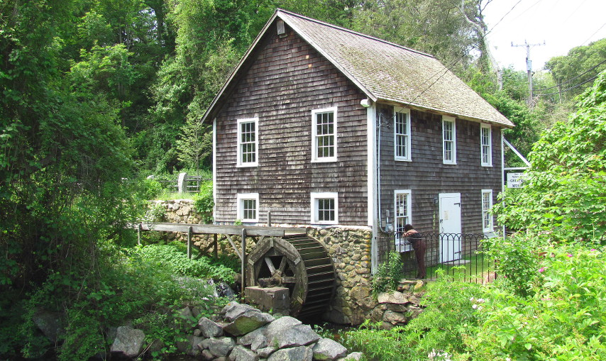 Stony Brook Grist Mill and Museum