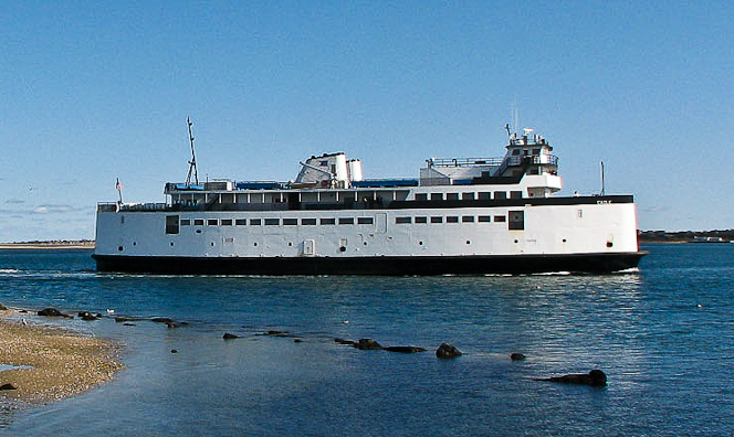 Take a ferry trip to the islands